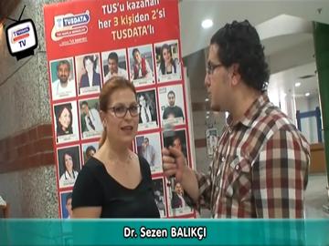 Dr. Sezen BALIKÇI – Eylül 2014 Ankara TUS Kampı