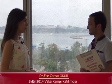 Dr. Ece Cansu OKUR - Eylül 2014 Kadıköy Vaka Kampı
