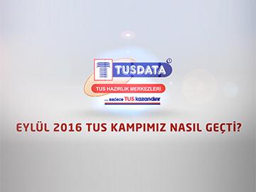 Eylül 2016 Ankara TUS Kampımız Nasıl Geçti ?