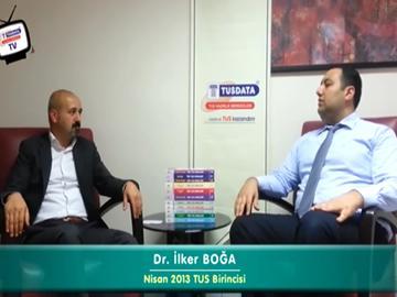 Nisan 2013 TUS 1.'cisi - Dr. İlker BOĞA