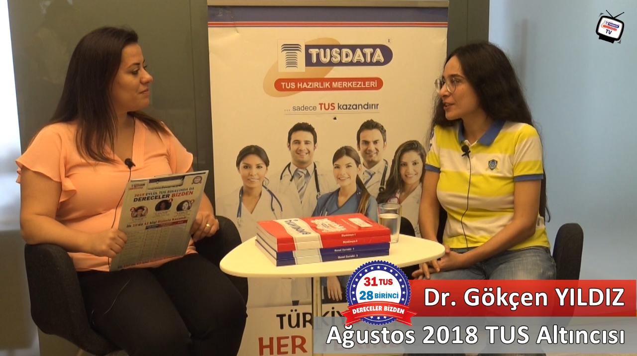 Ağustos 2018 TUS 6.'sı - Dr. Gökçen YILDIZ ile TUS'a Hazırlık Süreci