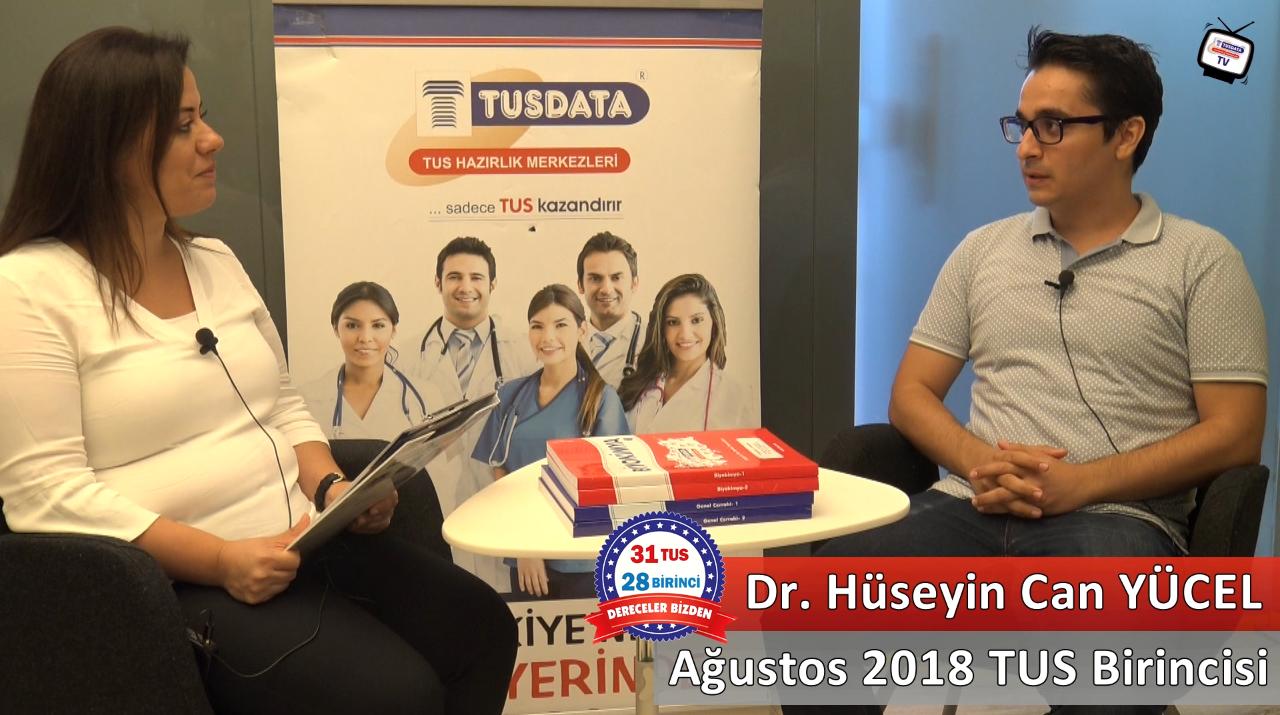 Ağustos 2018 TUS 1.'si - Dr. Hüseyin Can YÜCEL ile TUS'a Hazırlık Süreci