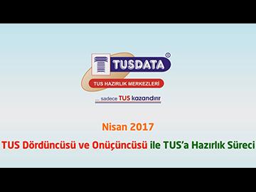 Nisan 2017 TUS Dördüncüsü - Dr. Defne ÖZKOCA - Onüçüncüsü Fatih Çınar