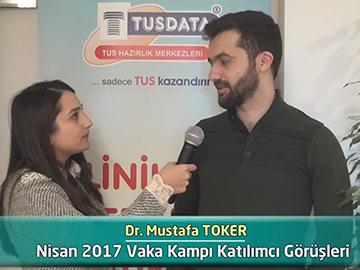 Dr. Mustafa Toker - 2017 Vaka Kampı Röportajları