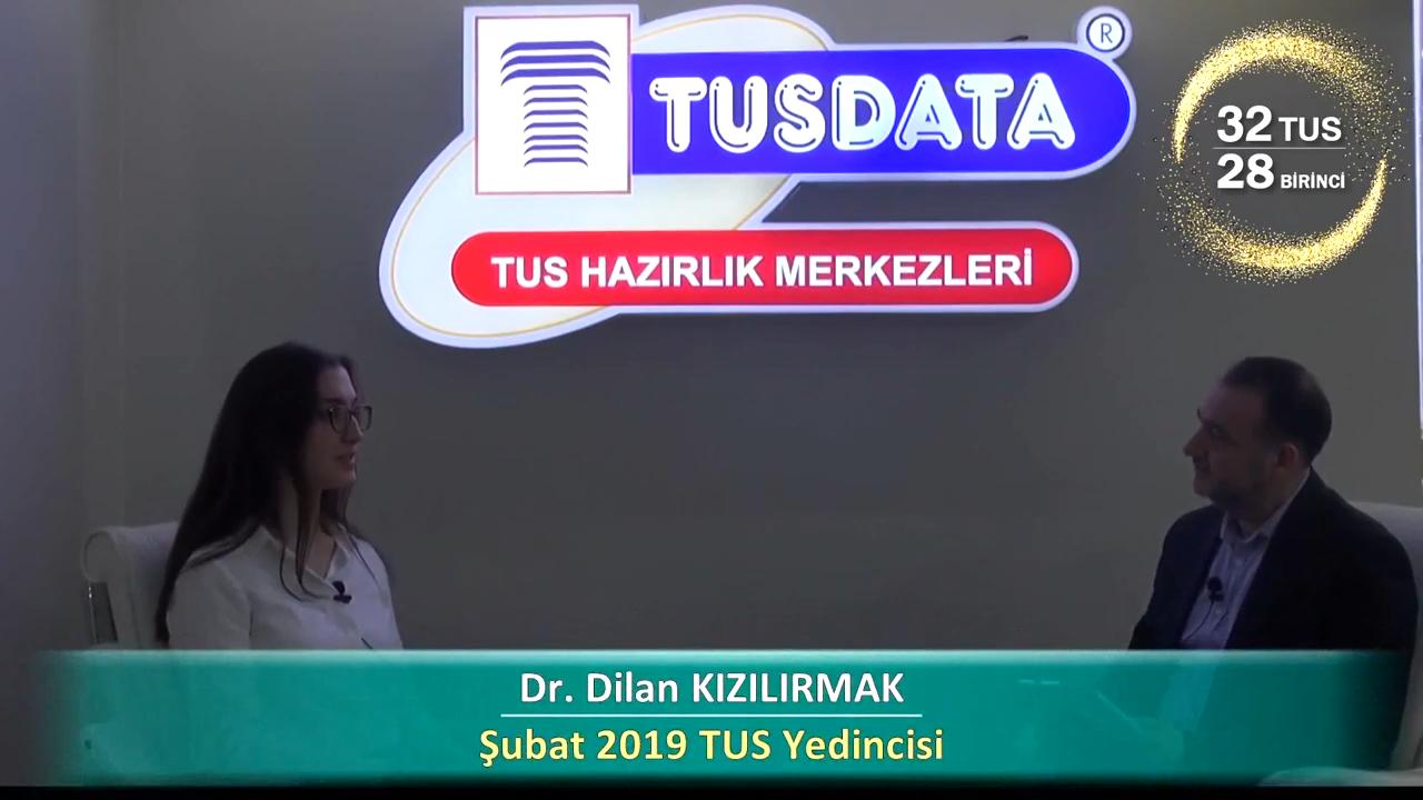 Şubat 2019 TUS 7.'si - Dr. Dilan KIZILIRMAK ile TUS'a Hazırlık Süreci