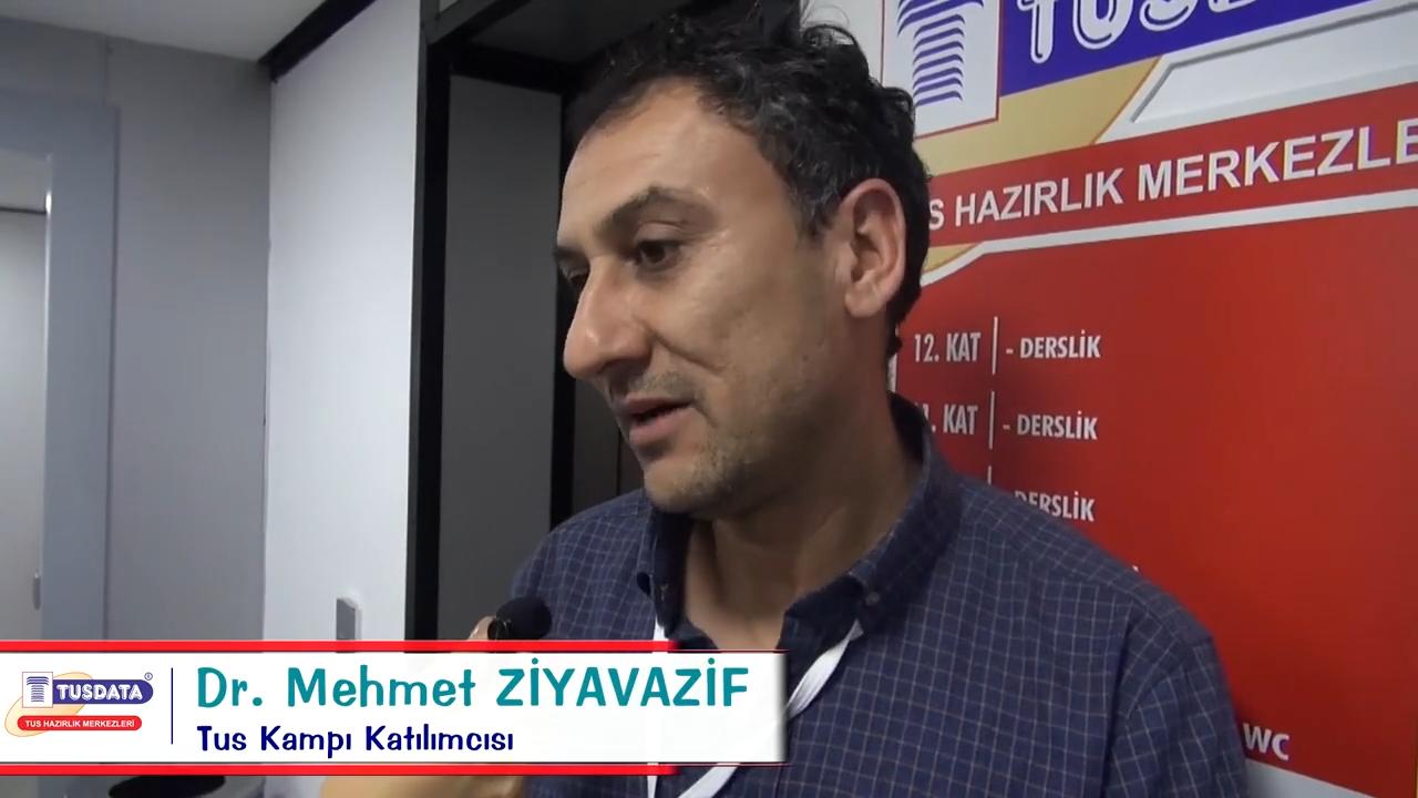 Dr. Mehmet ZİYAVAZİF - Şubat 2019 TUS Kampı Röportajları