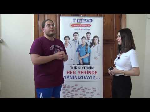 Dr. Muhammed Yusuf AFACAN - 2019 Yaz Dönemi İstanbul Vaka Kampı Röportajları